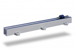 Motor clamping rails, heavy version